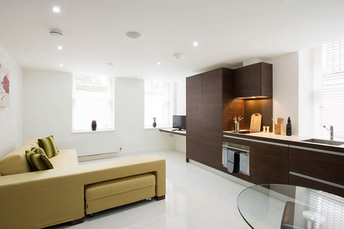 Albany House Apartments B - Bloomsbury - Check-in-London.com