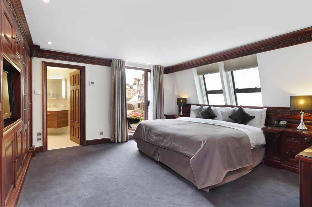 Mayfair House Serviced Apartments Check In London