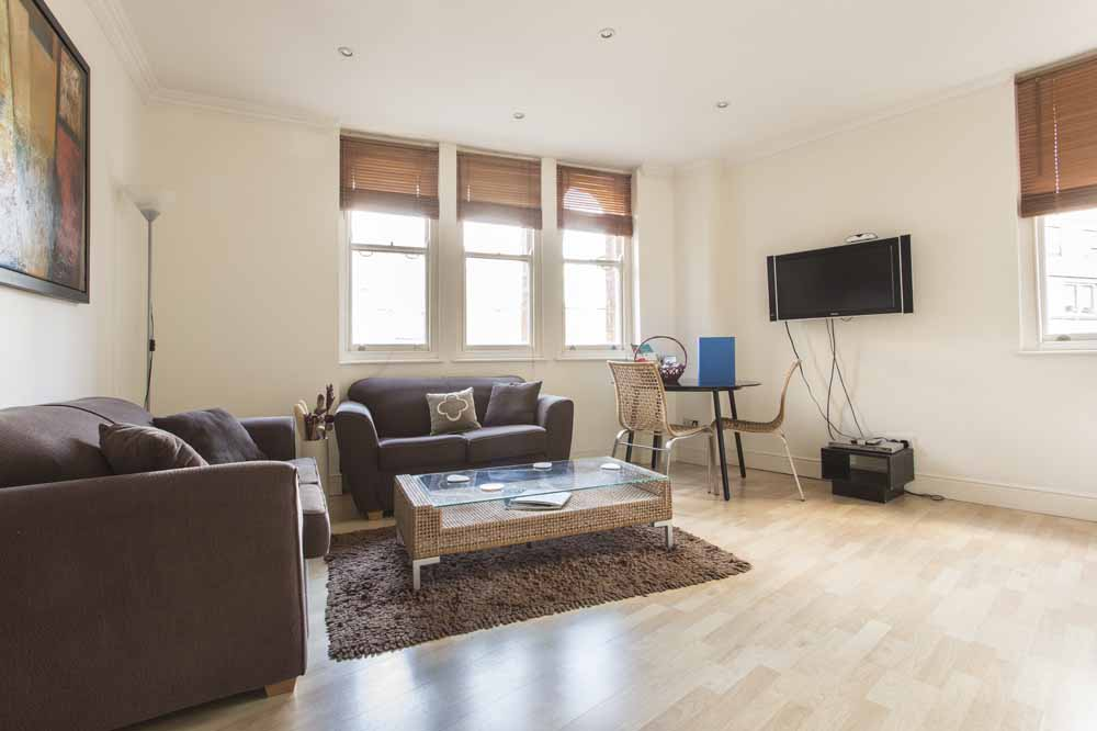 Liverpool Street Serviced Apartments In London