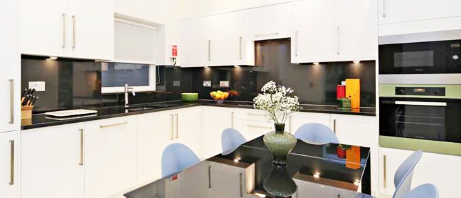 Types of long stay London serviced apartments