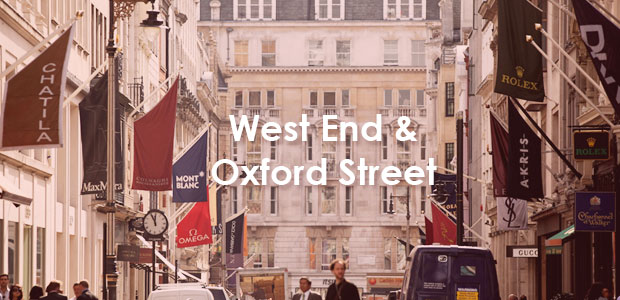 West End & Oxford Street