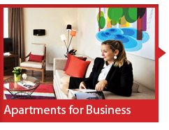 London serviced apartments for business