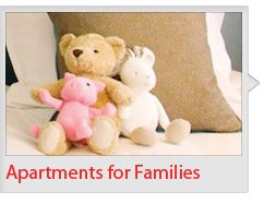 London serviced apartments for families
