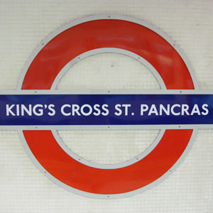 Kings Cross Tube