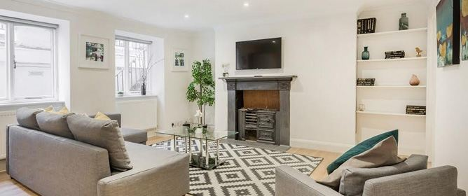 What guests like and don't like about London serviced apartments