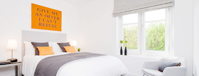 What to check before you book a long stay London serviced apartment