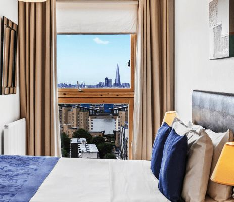 Top Serviced Apartments in London
