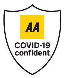 AA Covid 19 Confident